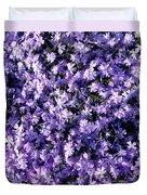 Bluish Carpet Duvet Cover