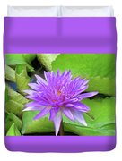 Blumen Des Wassers - Flowers Of The Water 17 Duvet Cover