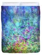 Blurred Garden 4798 Idp_2 Duvet Cover