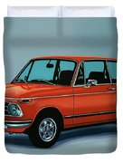 Bmw 2002 1968 Painting Duvet Cover