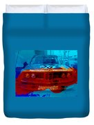 Bmw Jagermeister Duvet Cover by Naxart Studio