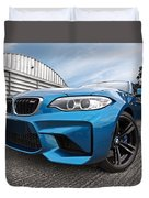 Bmw M2 Coupe Duvet Cover