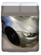 Bmw M3 Duvet Cover by Aaron Berg