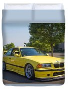 Bmw M3  Duvet Cover