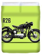 The R26 Motorcycle Duvet Cover