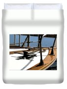 Boat Anchor Duvet Cover