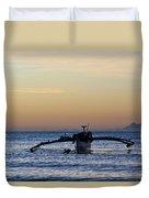 Boat Duvet Cover