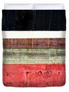 Boat Hull Duvet Cover