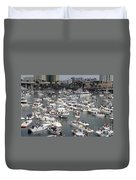 Boat Party Duvet Cover