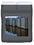 Boathouse 2 Duvet Cover