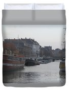 Copenhagen Waterway Duvet Cover
