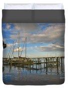 Boatworks 3 Duvet Cover