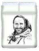Bob Bello Duvet Cover