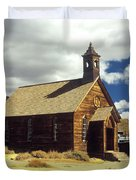 Bodie Church II Duvet Cover