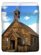 Bodie Church IIi Duvet Cover