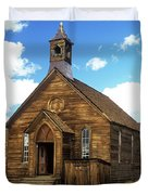 Bodie Church IIi Duvet Cover
