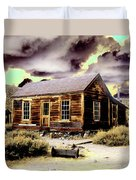 Bodie House Duvet Cover