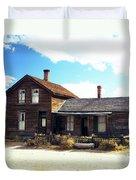 Bodie Houses Duvet Cover