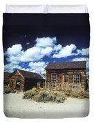 Bodie Houses II Duvet Cover
