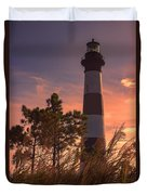 Bodie Island Lighthouse 1 Duvet Cover