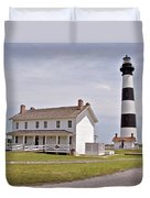 Bodie Lighthouse Nags Head Nc Duvet Cover