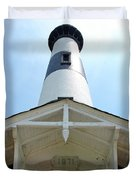 Bodie Lighthouse Nags Head Nc IIi Duvet Cover