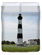 Bodie Lighthouse Nags Head Nc V Duvet Cover