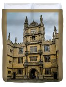 Bodleian Library Main Gate Duvet Cover