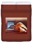 Bodyscape 1 Duvet Cover