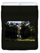 Bok Tower Gardens Duvet Cover