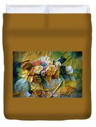 Bold Bouquet Duvet Cover