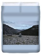Boulder Canyon Duvet Cover