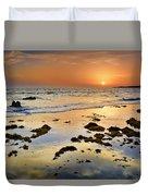 Bolonia Beach II Duvet Cover