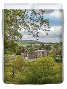Bolton Abbey In Spring Duvet Cover