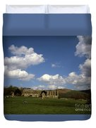 Bolton Abbey Wharfedale Near Skipton North Yorkshire England Duvet Cover