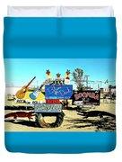 Bombay Beach Duvet Cover