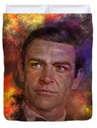 Bond - James Bond Duvet Cover