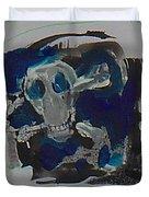 Bones Duvet Cover