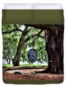 Bonggggg Rip Van Winkle Gardens Paint  Duvet Cover