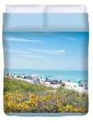 Bonita Beach Duvet Cover