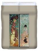 Bonnard: Women, 1891 Duvet Cover