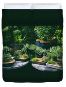 Bonsai Afloat Duvet Cover