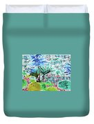 Bonsai And Penjing Museum 4 201734 Duvet Cover