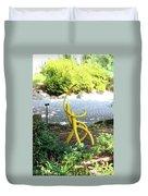 Bonsai Roots 3 Duvet Cover