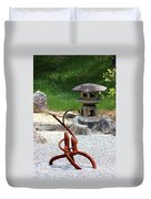 Bonsai Roots Duvet Cover