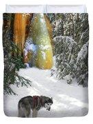 Boofies Great Adventure Duvet Cover