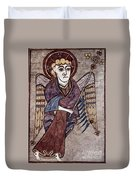 Book Of Kells: St. Matthew Duvet Cover