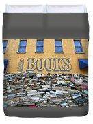 Books Duvet Cover