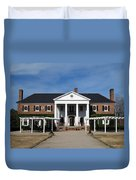 Boone Hall Plantation Charleston Sc Duvet Cover