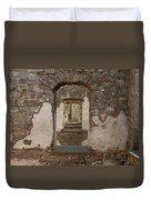 Borgholm Castle Duvet Cover